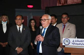 عادل الغضبان: وزارة الثقافة أعادت لبورسعيد هويتها بافتتاحها «سينما مصر»