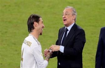 """عرض ريال مدريد لتجديد عقد راموس محدد بمدة """"صلاحية"""""""