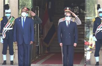 أهم الأنباء  الرئيس السيسي في السودان.. قمة رياضية إفريقية.. وتفشي حمى الخنازير بالصين