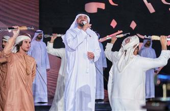 الجسمي يهدي «قول وفعل» إلى حمدان بن محمد في ختام بطولة «فزاع لليولة»   صور
