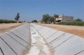 وزير الري: تبطين 300 كم ترع في أشمون والشهداء وإقامة 16 مشروعًا ضمن مبادرة «حياة كريمة»