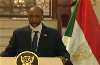 البرهان: نشكر مصر على دعمها للسودان وشعبها والحكومة الانتقالية لتوطيد الحكم الديمقراطي