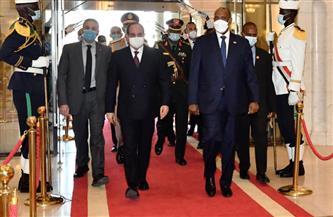 برلماني: زيارة الرئيس للسودان تتويج للتلاحم الفريد بين البلدين