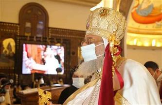 ننشر تفاصيل تجليس البابا تواضروس لأسقفين وسيامة سبعة رهبان جدد |صور