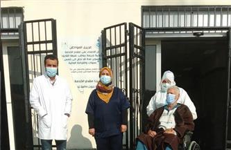 تعافي وخروج 53 حالة من مصابي كورونا من مستشفيات العزل الصحي بالغربية