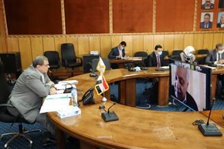بدء اجتماعات مجلس إدارة منظمة العمل العربية بالقاهرة |صور