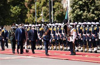 رئيس «إفريقية النواب» : زيارة الرئيس السيسي للسودان تعزز الأمن القومي للبلدين