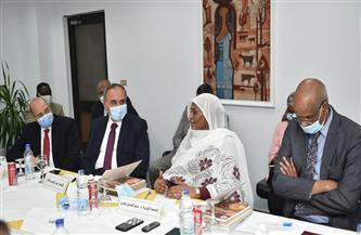 وزيرة خارجية السودان في لقاء بـ«الأهرام»: العلاقات مع مصر إستراتيجية.. ونحذر من الملء الأحادي لسد النهضة