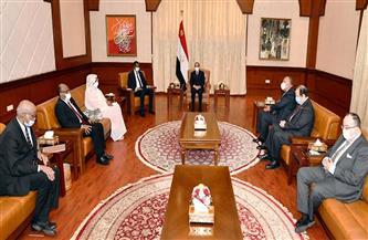 الرئيس السيسي و«حميدتى» يتوافقان حول الأهمية القصوى لقضية المياه بالنسبة للشعبين المصري والسوداني