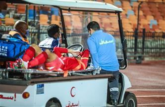 طبيب الأهلي يكشف حجم إصابة محمود وحيد أمام فيتا كلوب