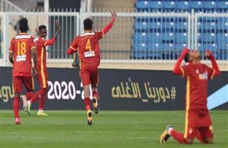 ضمك يقسو على الأهلي بثلاثية في الدوري السعودي