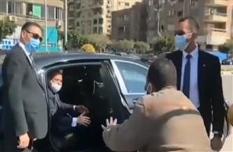 «بائع الموز» يروي لـ«بوابة الأهرام» كواليس لقائه الرئيس السيسي: اليوم تحققت أحلامي | فيديو