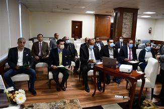 """وزير الرياضة يترأس اجتماع اللجنة العليا لمبادرة """"مصر بلا غرقى"""""""