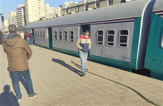 """مع تشغيلها رسميا.. 5 معلومات عن """"القطارات المحَسنة"""" على خط  """"أبو قير"""" في الإسكندرية   صور"""