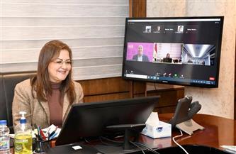 وزيرة التخطيط: الدولة تحرص على دمج مفاهيم المساواة بين الجنسين وتمكين المرأة بمناهج التعليم