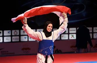 نور حسين تحرز ذهبية بطولة صوفيا المفتوحة للتايكوندو