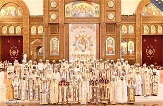 رسمهم البابا تواضروس اليوم.. تعرف على السير الذاتية للأساقفة الجدد |صور