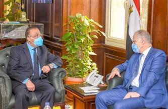 سفير اليونان: استثماراتنا في مصر 3 مليارات دولار ونطمح إلى زيادتها 5 أضعاف   صور