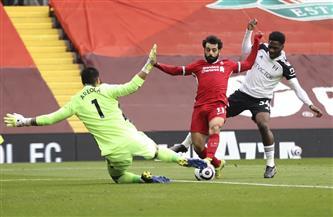 انطلاق مباراة ليفربول وفولهام في الدوري الإنجليزي