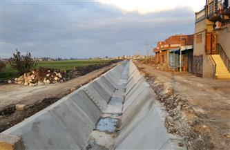 محافظ كفر الشيخ يؤكد تكثيف أعمال تبطين وتأهيل 12 ترعة في 5 مراكز| صور
