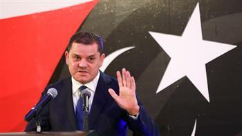 رئيس الحكومة الليبية الجديدة يتلقى برقيتي تهنئة من الملك سلمان وولي عهده