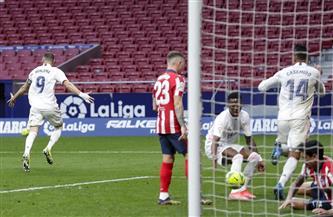 الليجا تشتعل.. ريال مدريد يخطف نقطة من أتليتكو