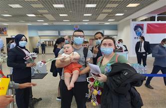 مطار شرم الشيخ الدولي يستقبل أولى رحلات «Avion Express» القادمة من ليتوانيا| صور