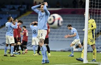 مانشستر يونايتد يوقف سلسلة انتصارات السيتي بثنائية