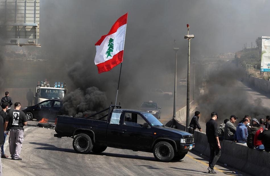 الجيش اللبناني سنطلق النار باتجاه أي مسلح ونطالب المدنيين بإخلاء الشوارع