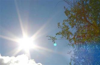 تصل لـ 33 درجة.. الأرصاد: موجة حارة تضرب البلاد بداية من الغد   فيديو