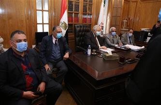 الأعضاء الجدد يؤدون اليمين القانونية أمام نقيب المحامين | صور
