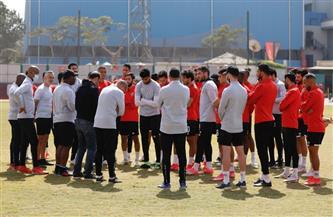 «موسيماني» يجتمع مع لاعبي الأهلي