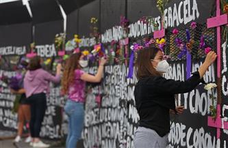 في اليوم العالمي للمرأة.. نساء الكون «لعب واحتجاج ورقص»   صور