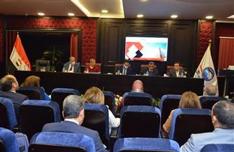 """رئيس التنظيم والإدارة يستعرض خطة الإصلاح الإداري للدولة في ندوة بـ""""مستقبل وطن"""""""