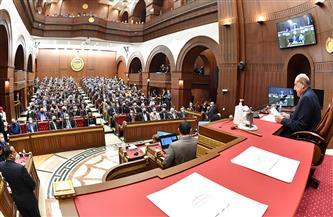 «الشيوخ» يرفع جلساته عقب إعلان نتيجة انتخابات اللجان النوعية لـ 21 مارس