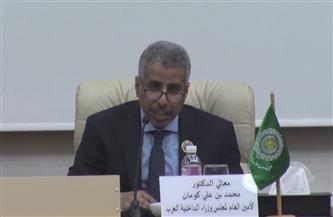 ننشر كلمة «بن علي كومان» بالدورة 38 لمجلس وزراء الداخلية العرب