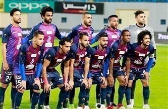 التعادل السلبي ينهي الشوط الأول من لقاء بتروجت وكوكاكولا في كأس مصر
