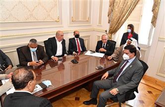 رئيس «دفاع الشيوخ»: زيارة الرئيس السيسي للسودان تجسيدًا لثوابت ومحددات الأمن القومي المصري