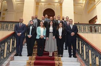 نواب تنسيقية شباب الأحزاب يحصدون 7 مقاعد من وكالة وأمانة سر لجان مجلس الشيوخ النوعية