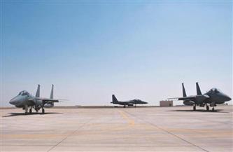 """القوات الجوية السعودية تشارك في مناورات """"علم الصحراء"""" في قاعدة الظفرة بالإمارات"""