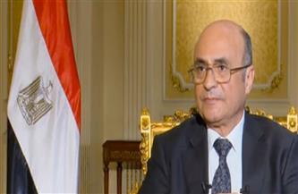وزير العدل: المرأة تعيش أزهى عصورها في عهد الرئيس السيسي.. ويؤكد: هناك ٦٦ امرأة في القضاء العادي