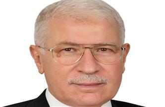 رئيس المقاولون العرب يتفقد الأعمال بمحطة عدلى منصور التبادلية