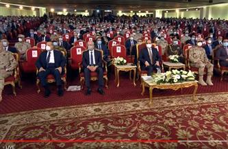 بث مباشر للندوة التثقيفية رقم 33 للقوات المسلحة للاحتفال بيوم الشهيد بحضور الرئيس السيسي