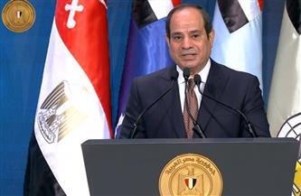 الرئيس السيسي: ما يسطره أبناؤنا من تضحيات سيتوقف التاريخ أمامه إجلالا واحتراما
