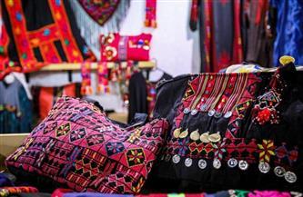 «معرض البازار» ملتقى فنى وثقافى للأسرة المصرية