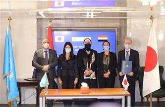 وزيرات البيئة والتعاون الدولي والصناعة تشهدن توقيع اتفاقية بـ3.5 مليون دولار لدعم الاقتصاد الدائري