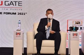 رئيس جامعة عين شمس: جائحة كورونا فرضت واقعًا جديدًا للتعليم عالميًا | صور