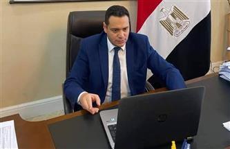 سفير مصر في مالاوي يبحث سبل تعزيز التعاون الثنائي مع وزيرة الصحة المالاوية