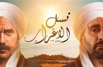 """أحمد السقا يكشف دوره في مسلسل """"نسل الأغراب"""""""
