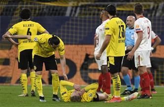 «هالاند» يحجز لبروسيا دورتموند بطاقة التأهل إلى ربع نهائي دوري الأبطال